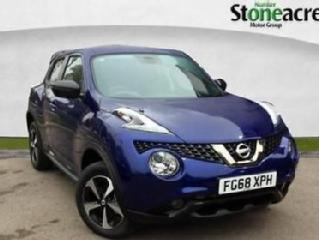 2018 Nissan Juke 1.2 DIG T Bose Personal Edition s/s 5dr