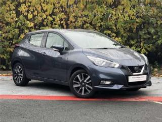 Nissan Micra Hatchback All New 1.5dCi 90 Acenta Hatchback 2018, 2500 miles, £13495