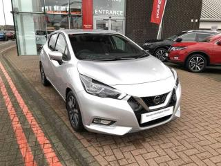 Nissan Micra Hatchback All New 1.0 IG T 100ps N Connecta Hatchback 2018, 100 miles, £14995