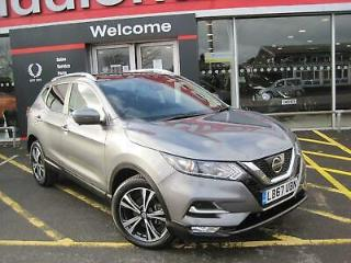 2018 Nissan Qashqai 1.2 DIG T N Connecta s/s 5dr