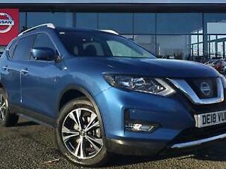 2018 Nissan X Trail 1.6 dCi N Connecta 5dr 4WD Diesel Station Wagon Station Wago
