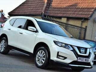 2018 Nissan X Trail 1.6 DIG T Acenta s/s 5dr 7 Seats