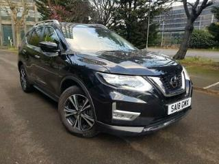 2018 Nissan X Trail 2.0 dCi N Connecta Xtronic 4WD s/s 5dr
