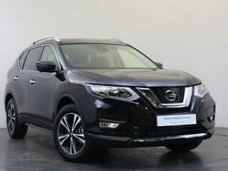 2018 NISSAN X Trail, Black