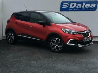 2018 Renault Captur 1.5 dCi 90 Signature X Nav 5dr 5 door Hatchback