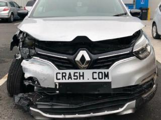 2018 RENAULT CAPTUR DYNAMIQUE S NAV ENERGY DAMAGED SALVAGE VERY LOW MILEAGE