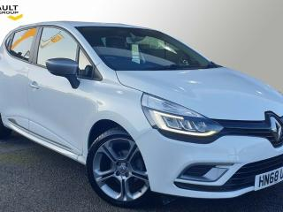 Renault Clio 1.5 dCi GT Line Hatchback 5dr Diesel s/s 90 ps Ask about next day delivery 2018, 7313 miles, £9990