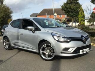 Renault Clio 1.5 dCi GT Line Hatchback 5dr Diesel s/s 90 ps Double discount now on! 2018, 13206 miles, £9800