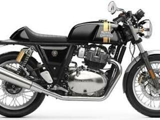 2018 Royal Enfield GT650 twin Deposits now being taken
