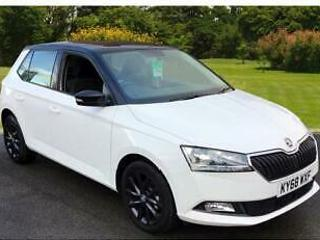 2018 SKODA Fabia 1.0 MPI 75 Colour Edition 5dr Petrol Hatchback