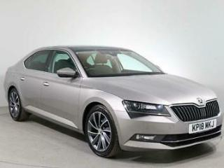 2018 SKODA Superb 2.0 TSI Laurin Klement DSG s/s 5dr Automatic Hatchback