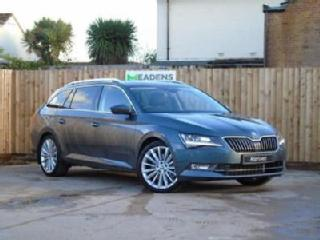 2018 Skoda Superb 2.0 TSI SE L Executive DSG 4x4 s/s 5dr