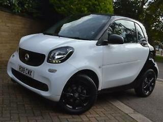 2018 Smart fortwo 1.0 Passion Twinamic s/s 2dr