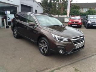 2018 Subaru Outback 2.5i SE Premium 5dr Lineartronic 19MY 5 door Estate