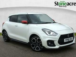 2018 Suzuki Swift 1.4 Boosterjet Sport Hatchback 5dr Petrol s/s 140 ps