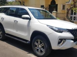 2018 Toyota Fortuner 2011 2016 2.5 4x2 MT TRD Sportivo for sale in Bangalore D2242600