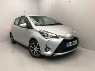 2018 Toyota Yaris Hybrid 1.5 VVT i Icon Tech 5 Dr