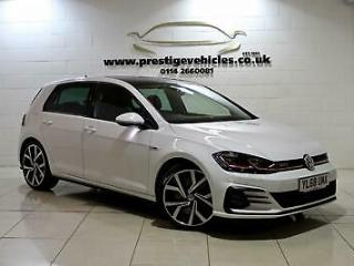 2018 Volkswagen Golf 2.0 TSI 245 GTI Performance 5dr DSG Pan Roof 19 Alloys Pe