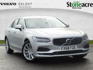 2018 Volvo S90 2.0 D4 Momentum Pro Saloon 4dr Diesel Automatic