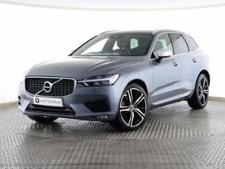 2018 Volvo XC60 2.0 D5 PowerPulse R Design Pro Geartronic AWD s/s 5dr