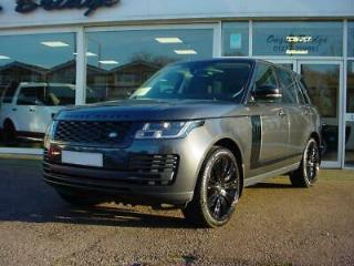 2019 19 Land Rover Range Rover 3.0 SDV6 Vogue Auto, Carpathian Grey, 5k