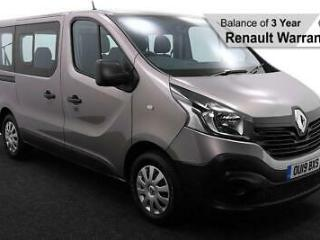 2019 19 RENAULT TRAFIC 1.6 DCi BUSINESS ECO ENERGY WHEELCHAIR ACCESS ~ WINCH