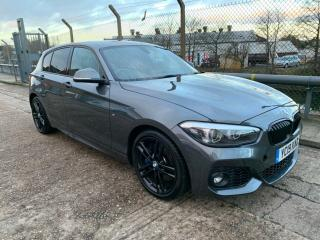 2019 19REG BMW 1 SERIES 118i M SPORT SHADOW EDITION AUTO 100% UNRECORDED SALVAGE