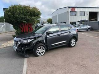 2019 68 Hyundai Tucson Gdi Se Nav Estate 1.6 Manual SALVAGE