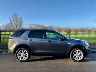 2019 68 LAND ROVER DISCOVERY 2.0 HSE DIESEL