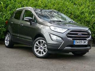 2019 '69' Ford Ecosport 1.0T 125PS Titanium Petrol 5 Door Hatchback