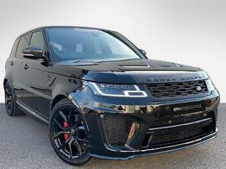 2019 69 LAND ROVER RANGE ROVER SPORT 5.0 SVR CARBON EXPOSED PACK