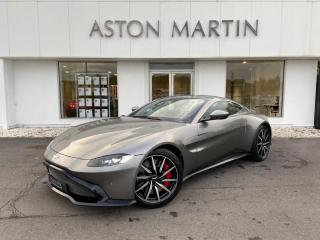 Aston Martin Vantage 2dr ZF 8 Speed Coupe 2019, 5900 miles, £90900