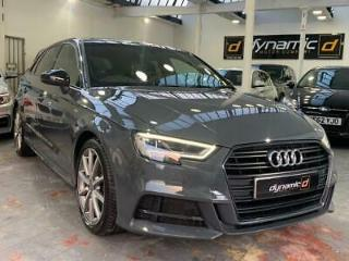 2019 Audi A3 1.5 TFSI CoD 35 Black Edition Sportback 5dr Petrol S Tronic s/s