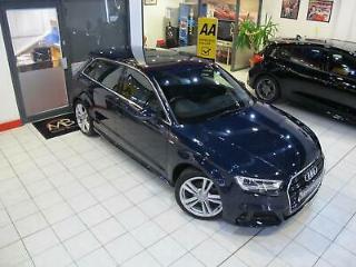 2019 Audi A3 35 TFSI S Line 5dr 0 FINANCE AVAILABLE HATCHBACK Petrol Manual