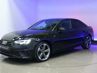 2019 Audi A4 2.0 TDI 35 Black Edition S Tronic s/s 4dr
