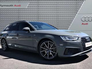 Audi A4 35 TFSI Black Edition 5dr S Tronic Estate 2019, 5000 miles, £30444