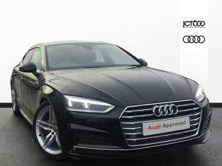 Audi A5 Sportback S line 40 TFSI 190 PS 6 speed Hatchback 2019, 101 miles, £30000