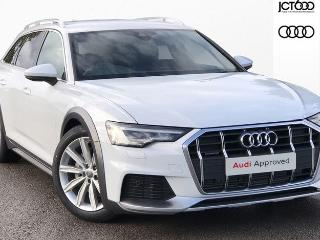 Audi A6 Allroad Estate 2019, 101 miles, £46500