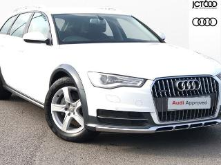 Audi A6 Allroad Estate 2019, 4999 miles, £31000