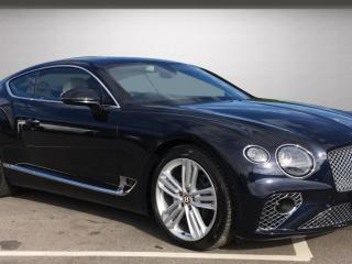 Bentley Continental GT 6.0 W12 2dr Coupe 2019, 3138 miles, £149000