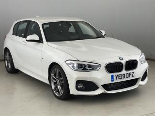 BMW 1 Series 118d M Sport 5 door 2019, 1977 miles, £18999