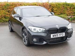 BMW 1 Series 118i [1.5] M Sport Shadow Ed 5dr Step Auto Hatchback 2019, 6797 miles, £19005