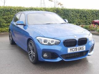 BMW 1 Series 118i [1.5] M Sport Shadow Edition 5dr Hatchback 2019, 15976 miles, £16999