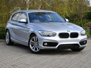 BMW 1 Series 118i Sport 3 door 2019, 500 miles, £17999