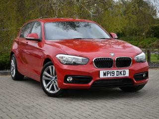 BMW 1 Series 118i Sport 5 door 2019, 1110 miles, £18999