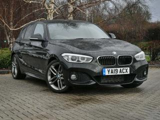 BMW 1 Series 120d M Sport 5 door 2019, 15272 miles, £19440