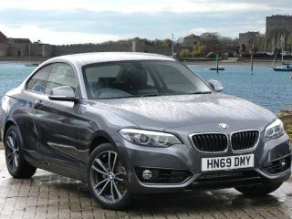BMW 2 Series 218i Sport Coupe Coupe 2019, 3 miles, £24990