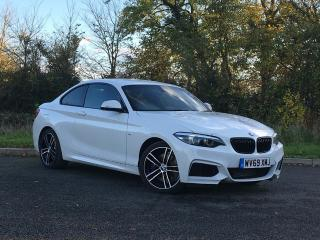 BMW 2 Series 218i M Sport Coupe M Sport Plus Pack BMW Nav 2019, 99 miles, £26650