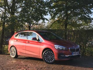 BMW 2 Series 220i Luxury Active Tourer Driver Pack Heated Seats 2019, 1500 miles, £29995