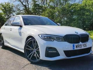 BMW 3 Series 320i M Sport Saloon Technology Package 2019, 7250 miles, £31950